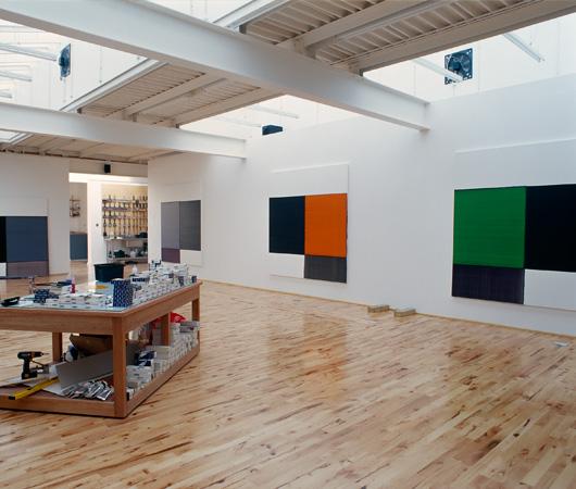 Callum Innes Studio